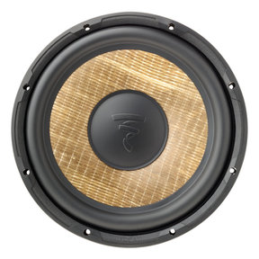 "Sub P25FSE 10"" Expert Flax Shallow-Mount 4-Ohm Subwoofer"