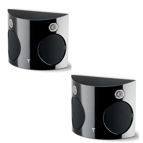 Surround BE 2-Way Surround Loudspeakers - Pair (Gloss Black)