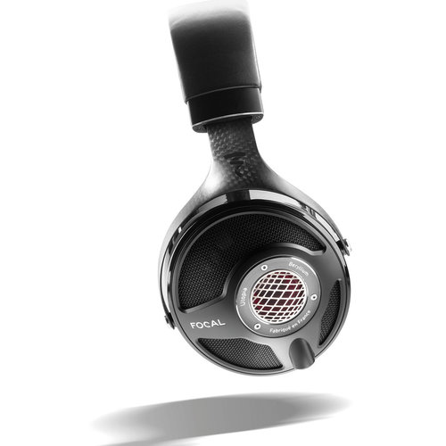 View Larger Image of Utopia Open-Back Over-Ear Headphones (Black)
