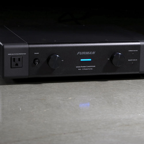 View Larger Image of ELITE15 PF i Linear Filtering AC Power Conditioner