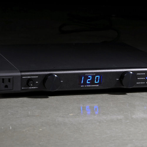 View Larger Image of ELITE15i Linear Filtering AC Power Conditioner