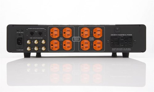 View Larger Image of IT Reference 15i Discrete Symmetrical AC Power Conditioner