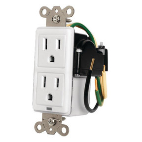 MIW-SURGE-1G In-wall Surge Protector (White)