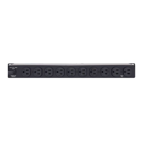 View Larger Image of Sound D10-PFP 10-Outlets Power Strip