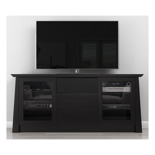 """View Larger Image of 70"""" Formoso TV Stand Media Console (Ebony)"""