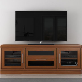 "70"" FT72TRLC TV Stand Media Console (Light Cherry)"
