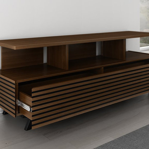 """View Larger Image of 70"""" TANGO-AV TV Stand Media Console (Cognac)"""