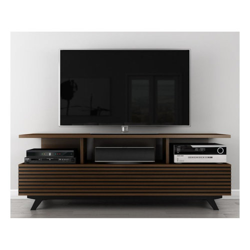 "View Larger Image of 70"" TANGO-AV TV Stand Media Console (Cognac)"
