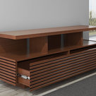 "View Larger Image of 71"" SAMBA Media Console (Autumn Cherry)"