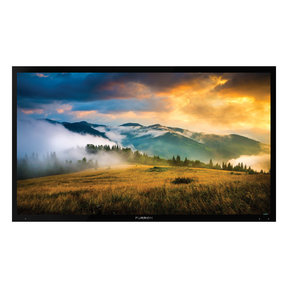 "FDUP65CBR 65"" 4K Partial Sun Outdoor TV"