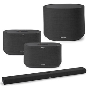 3.1 System with Citation Bar and Sub and (2) Citation 300 Speakers for Multi-Room Audio