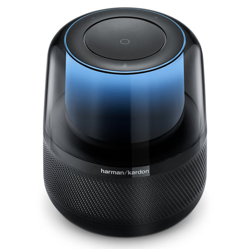 View Larger Image of Allure Voice-Activated Wireless Speaker with Alexa