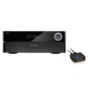 AVR 2700 7.1 Channel AV Home Theater Receiver with Bluetooth Adapter