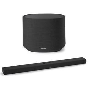 "Citation Bar Smart Soundbar with Google Assistant and Citation Wireless 10"" Subwoofer"