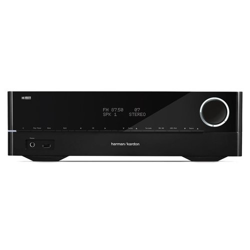 View Larger Image of HK 3700 2-Channel USB Stereo Receiver