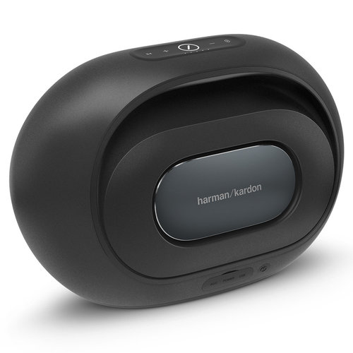 View Larger Image of Omni 50+ Wireless HD Indoor/Outdoor Speaker with Rechargeable Battery (Black)
