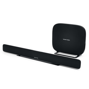Omni Bar+ Wireless HD Soundbar with Wireless Subwoofer