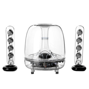Soundsticks Wireless 2.1-Channel Multimedia Sound System