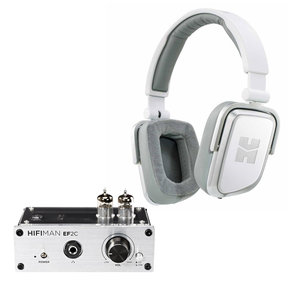 Edition S Open/Closed Back On-Ear Dynamic Headphones with EF2C USB-DAC Headphone Tube Amplifier
