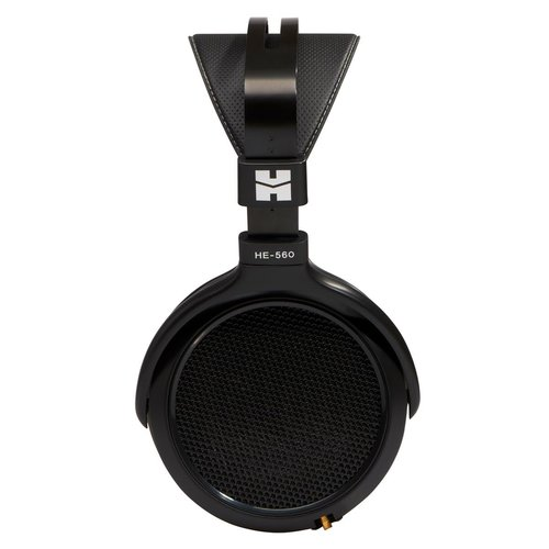 View Larger Image of HE-560 Full-Size Planar Magnetic Over-Ear Headphones (Black/Woodgrain)