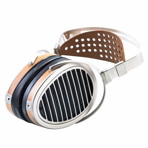 View Larger Image of HE1000 V2 Over-Ear Planar Headphones (Silver/Brown)