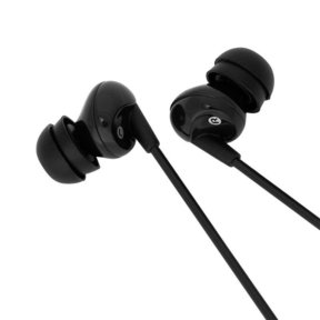 RE-300i In-Ear Headphone with In-Line Control for iOS (Black)