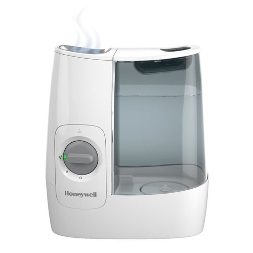View Larger Image of 1-Gallon Warm Mist Humidifier (White)