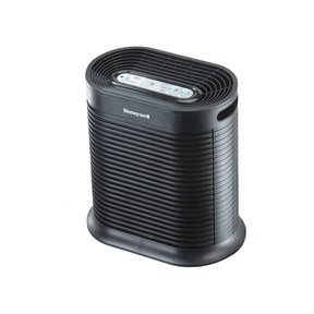 HPA100 True HEPA Air Purifier with Allergen Remover (Black)
