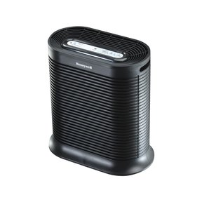 HPA200 True HEPA Large Room Air Purifier With Allergen Remover (Black)