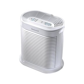 HPA204 True HEPA Large Room Air Purifier With Allergen Remover (White)