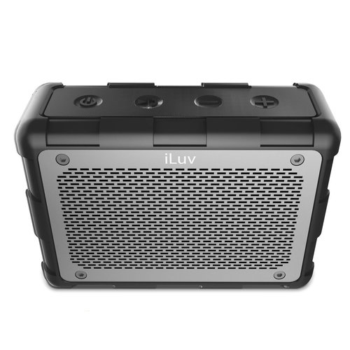 View Larger Image of Impact Level 2 Portable Waterproof Floating Bluetooth Speaker (Black)