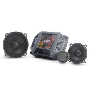"""Perfect 500 5-1/4"""" 2-Way Component Speakers"""