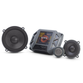 "Perfect 600 6-1/2"" 2-Way Component Speakers"