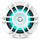 "View Larger Image of Kappa 6120m 6-1/2"" 2-Way Marine Speakers w/ RGB Illumination - Pair (White)"