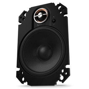 "KAPPA 64cfx 4x6"" 2-Way Coaxial Plate Speakers"