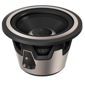 "KAPPA 800W 8"" Selectable Impedance (2 or 4 ohms) Subwoofer"