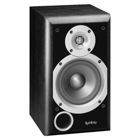 "Primus P153 5.25"" 2-Way Bookshelf/Satellite Speaker - Each (Black)"