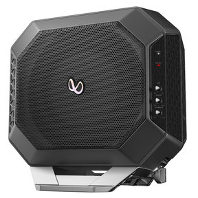 """Powered 10"""" Subwoofer System"""