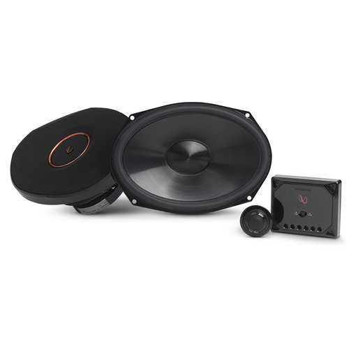"""View Larger Image of REF 9630cx 6x9"""" 2-Way Component Speakers"""