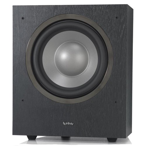 """View Larger Image of SUB R10 Reference Series 10"""" 200W Powered Subwoofer - Each (Black)"""