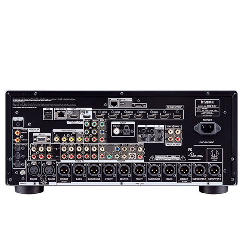 View Larger Image of DHC-60.7 7.2-Channel DTS:X Ready Network A/V Controller