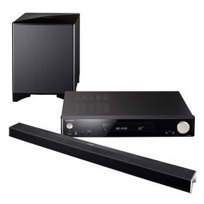 DLB-5 Object-Based Surround Sound Bar System with Bluetooth and Wi-Fi