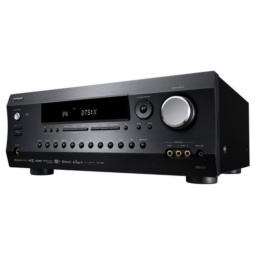 View Larger Image of DRX-2.1 7.2 Channel Network A/V Receiver with Klipsch RP-4000FE 5.0 Channel Speaker Package