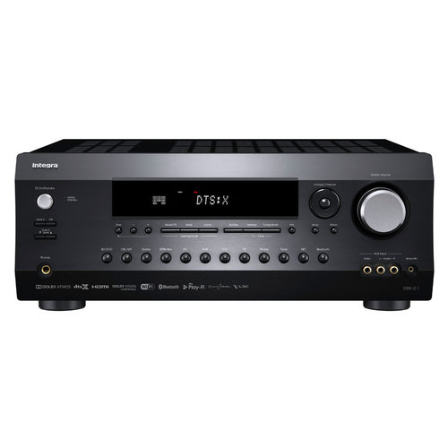 View Larger Image of DRX-2.1 7.2 Channel Network A/V Receiver with Klipsch RP-6000F Reference Premiere Floorstanding Speakers - Pair (Ebony)