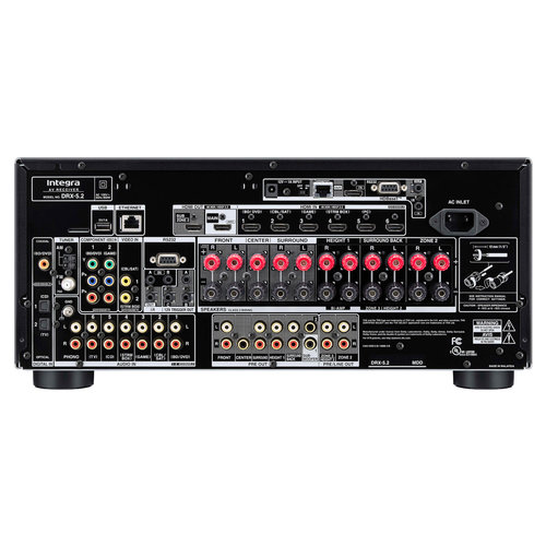 View Larger Image of DRX-5.2 9.2-Channel Network AV Receiver