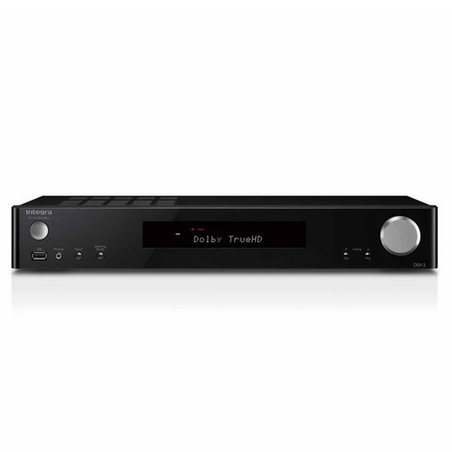 View Larger Image of DSX-3 6.1 Channel Slim Chassis Network A/V Receiver with Built-In Bluetooth and Wi-Fi