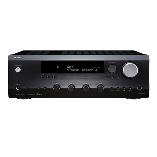View Larger Image of DTM-40.4 Network Stereo Receiver (Factory Certified Pre-Owned)