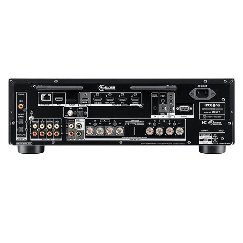 View Larger Image of DTM-7 Network Stereo Receiver