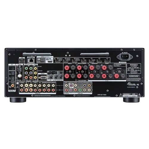 View Larger Image of DTR-30.7 7.2 Channel DTS:X Ready Network AV Receiver (Factory Certified Pre-Owned)