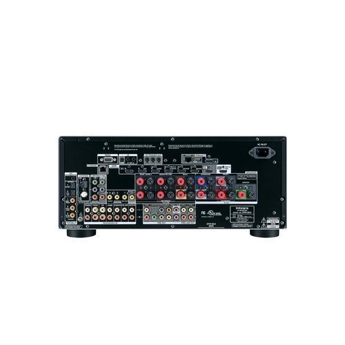 View Larger Image of DTR-50.6 7.2 Channel Dolby Atmos Ready Network AV Receiver With HDBaseT